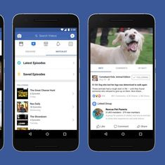 Facebook launches Watch video service for US users as it competes with YouTube for ad revenue