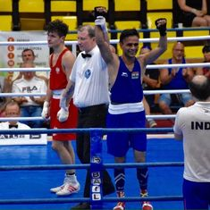 'I'm here to prove myself': Boxer Gaurav Bhiduri back after a year of hurt and non-recognition