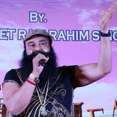 Ram Rahim Singh moves High Court against conviction in rape cases