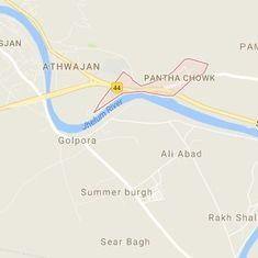 J&K: Policeman, three suspected militants killed in gun battle in Srinagar's Pantha Chowk