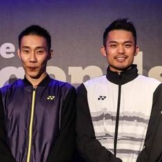 Badminton superstars Lin Dan, Lee Chong Wei, Taufik Hidayat to enthral fans in Mumbai on November 4