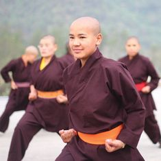 Meet the Kung fu trained Buddhist nuns who are bending gender rules and empowering women