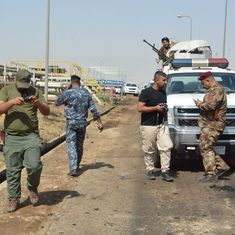 Iraq: 7 killed in a suicide bomb attack on power plant near Baghdad