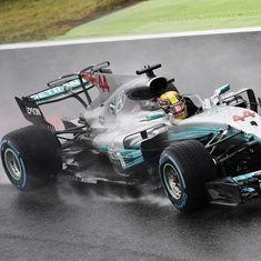 Lewis Hamilton takes record 69th pole, breaks Michael Schumacher's record