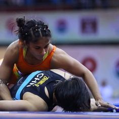 System should take responsibility, says Vinesh Phogat after India return empty-handed from worlds
