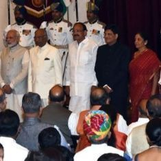 Fresh energy and shattered ceilings: Modi gets a new-look Cabinet with 2019 poll looming