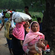 Myanmar government claims Rohingya militants killed 163 people over the past year