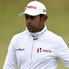 'I've got some demons to exorcise': Anirban Lahiri has a lot to make up for at Players C'ships