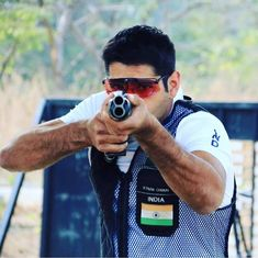 ISSF Shotgun World Cup: Kynan Chenai, Prithviraj Tondaiman fall short of men's trap final