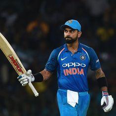 The Virat Kohli quiz: How well do you know King Kohli's ODI career?