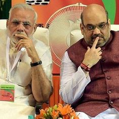 Ex-bureaucrats sworn in: Does this reveal BJP's talent deficit and Modi-Shah distrust of colleagues?