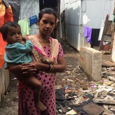 After the floods, the threat of leptospirosis and other infections looms large in this Mumbai slum