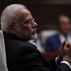 The big news: Narendra Modi says India's GDP growth had slowed earlier too, and 9 other top stories