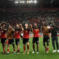 World Cup, Group G, Belgium vs Panama as it happened: Mertens, Lukaku give Red Devils an easy win