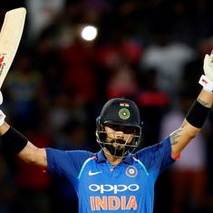 Dhoni's 100th, Bumrah's 15 wickets and Kohli's 30th: All the key stats from the SL v India 5th ODI
