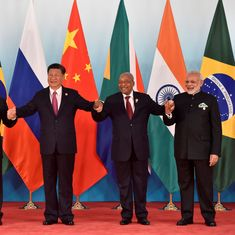 Brics statement lists Pakistan-based Lashkar-e-Taiba and Jaish-e-Mohammed among threats to bloc