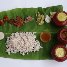 Watch: Love the Onam feast? Here's what exactly goes on your Onam Sadhya plate