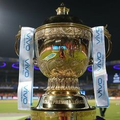 IPL franchises don't want a change in match timings on weekends: Report