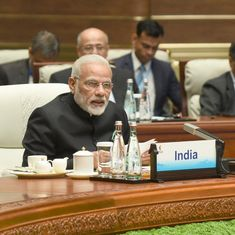 Narendra Modi pushes for early creation of a Brics rating agency to counter western institutions