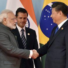 चीन भारत के साथ अपने रिश्तों को सही दिशा में बनाए रखना चाहता है : शी जिनपिंग