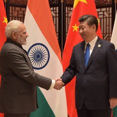Talks between Modi and Xi at Brics Summit were 'constructive, forward-looking', says MEA