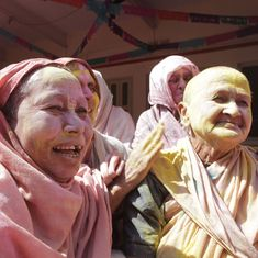 You won't find any sob stories in documentary on Vrindavan's widows