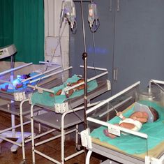 Initial probe blames lack of oxygen for deaths of 49 children in a month at Farrukhabad hospital