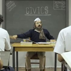 Watch: This comedy sketch reimagines the classroom with today's politicians as teachers