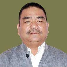 Arunachal Pradesh Health Minister Jomde Kena dies in Guwahati