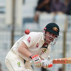 Australia vs India: David Warner still has some trouble but is batting in nets, says Justin Langer