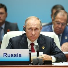 United States imposes sanctions on 24 Russians close to Vladimir Putin