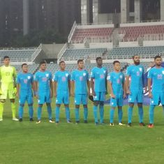 Balwant Singh's double sees India ease past Macau in AFC Asian Cup qualifier