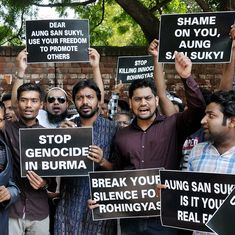 We're entitled to protection under treaties signed by India, two Rohingyas tell Supreme Court
