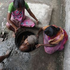 How do other countries clean their sewers and is there something India can learn from them?