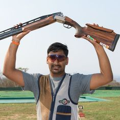 Nanjappa, Mittal win gold to take India's tally to 15 medals Commonwealth Shooting C'ships