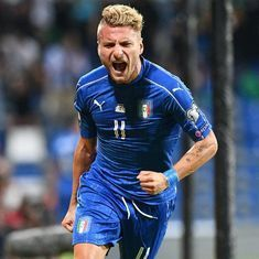 World Cup 2018 qualifiers: Immobile's goal helps Italy beat Israel, Spain thrash Liechtenstein 8-0
