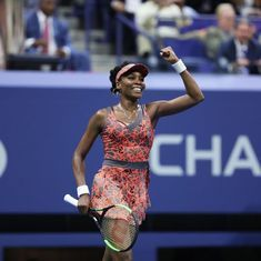 Venus Williams ends Kvitova's run to reach first US Open semi-final in seven years