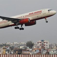 Three passengers injured, window panel comes off during severe turbulence on Air India flight