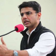 Rajasthan government is institutionalising corruption, says Congress leader Sachin Pilot