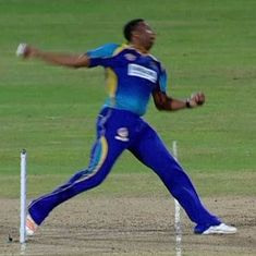 The Caribbean Premier League will review Pollard's controversial no-ball to Evin Lewis