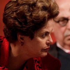Former Brazilian presidents Lula da Silva, Dilma Rousseff charged in corruption case