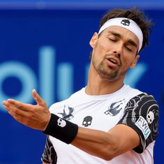 'There won't be a next time', Fabio Fognini apologises for his rant at the US Open