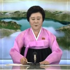 Watch: Meet Ri Chun-hee, the 74-year-old who is North Korea's most famous news broadcaster