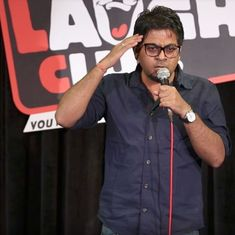 Watch: A stand-up comedian boldly compared PM Modi to Big Boss. Here's why