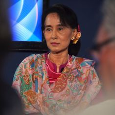 Aung San Suu Kyi's name may be dropped from children's book after parents raise demand