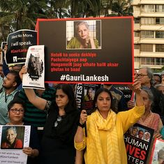 The big news: Nationwide protests erupt against Gauri Lankesh's murder, and nine other stories