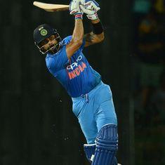 SL v India, T20I as it happened: Kohli's masterful 81 helps India chase down 171