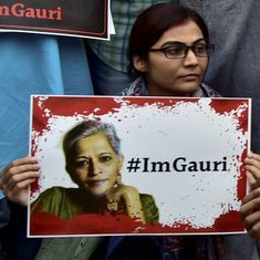 Karnataka: One more suspect arrested in Gauri Lankesh murder case