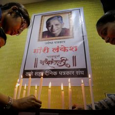 Gauri Lankesh murder: US Congressman expresses concern about free speech in India