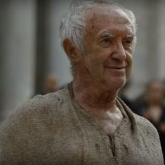 'Game of Thrones' actor Jonathan Pryce to play Pope Francis in Netflix film